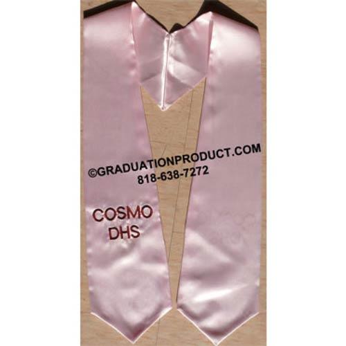 COSMO DHS Grad Sash