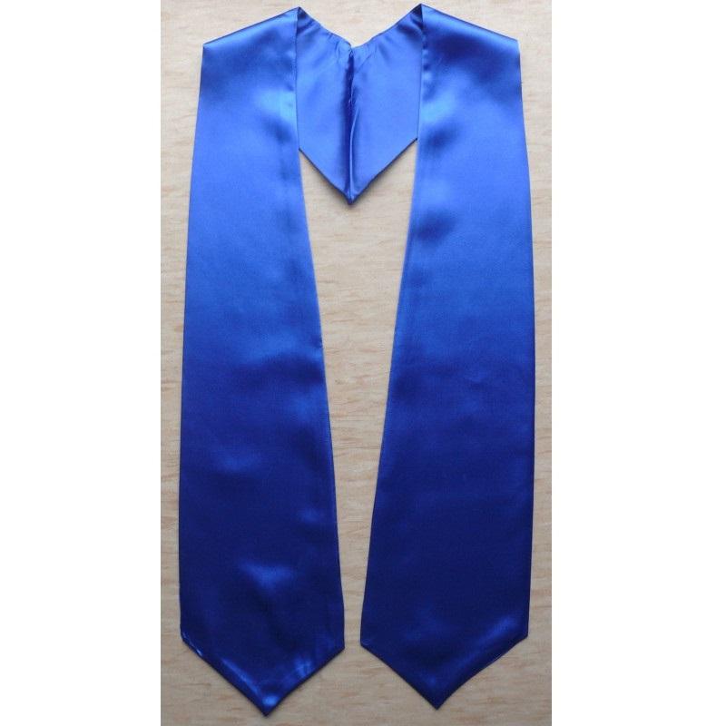 Royal Blue Grad Sash
