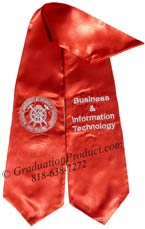 Missouri University of Science and Technology Grad Sash