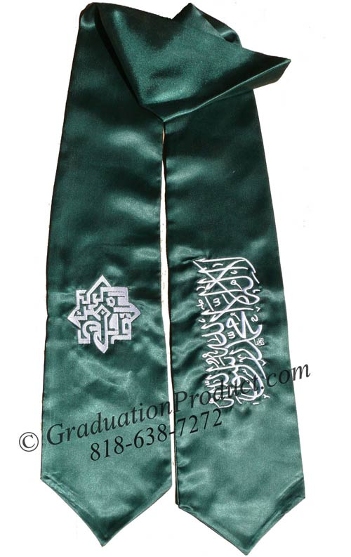 UC Berkeley MSA Graduation Stoles & Sashes