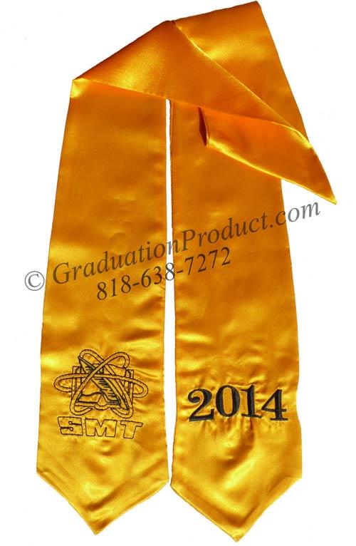 SMT 2018 graduation sash