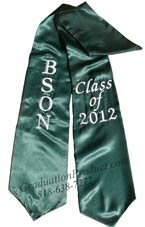 BSON Class of 2018 Honors Sash