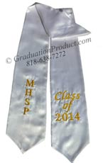 MHSP first generation sash